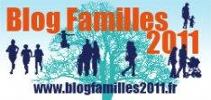 Lancement du «Blog Familles 2011″