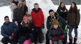 Temps fort à Bonne-Espérance pour les jeunes Frasnois