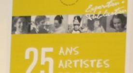 LOUVAIN-LA-NEUVE: 25 ans, 25 artistes, 25 œuvres