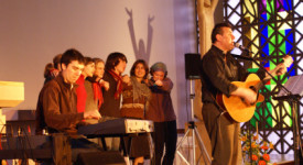 Laurent Grzybowski en concert dans le Hainaut