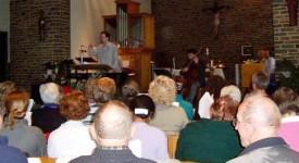 Paroisses chantantes : des chants pour accompagner les sacrements