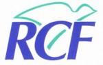 RCF logo bleuvert
