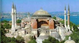 La basilique Sainte-Sophie, à nouveau lieu de culte ?