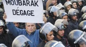 Les égyptiens soutiennent les manifestations et attendent la paix