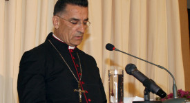 La Syrie invite le nouveau patriarche maronite libanais
