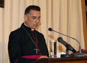 Mgr Béchara Rahi, le nouveau patriarche maronite