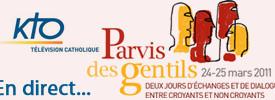 Paris : Le parvis de Notre-Dame devient pour 2 jours le Parvis des Gentils