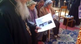 De nouvelles cloches de Russie au Monastère de Chevetogne, en présence de la Reine Fabiola