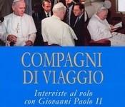 Un livre inédit d'entretiens entre Jean Paul II et la presse dans l'avion du pape