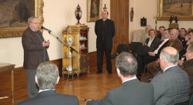Synode: l'évêque de Tournai compte sur l'enseignement catholique
