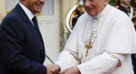 Une nouvelle rencontre entre Nicolas Sarkozy et Benoît XVI?