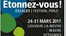 Brabant wallon: premier festival de philosophie