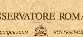 Rome : L'Osservatore Romano analyse le débat sur le célibat sacerdotal de 1970