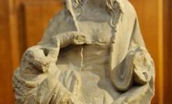 Tournai : une statue retrouve sa ville natale