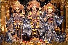 Fête de la divinité Ramnavi