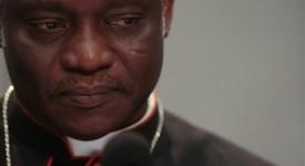 L'émissaire du pape, le cardinal Turkson, n'a pas pu se rendre à Abidjan