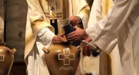 Messe chrismale : De quelle onction l'Eglise de Bruxelles a-t-elle besoin aujourd'hui ?