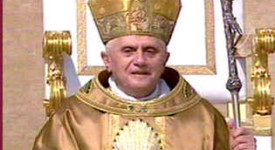 6e anniversaire de l'élection de Benoît XVI