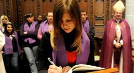Nouveaux baptisés et nouveaux confirmés dans le diocèse de Tournai