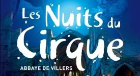 Les Nuits du Cirque ressuscitent dans l'abbaye de Villers