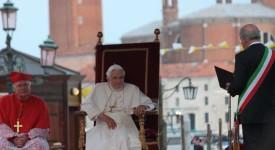 Benoît XVI invite les Vénitiens à ne pas craindre les étrangers