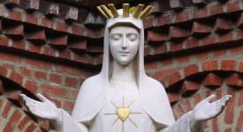 Beauraing: 85e anniversaire des apparitions de la Vierge
