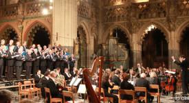 Une foule de concerts au programme de l'église Saint-Jacques à Liège
