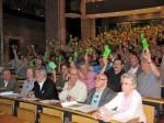 congrès du MOC, le 21 mai 2011