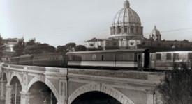 Les 60 ans de Caritas Internationalis sur les rails