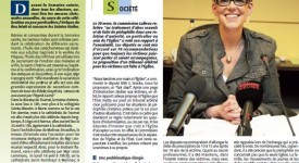 Dimanche Express 2011 n°15 – Hebdomadaire du 17 avril 2011