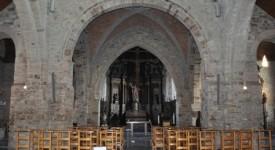Soignies : festivités à l'église de Chaussée-Notre-Dame