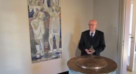 Jacques Clémens, prêtre ainé du diocèse de Tournai