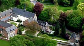 A découvrir : l'abbaye de Bois-Seigneur-Isaac