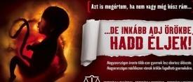 Hongrie : Polémique autour d'une campagne anti-IVG