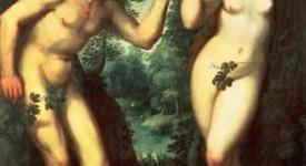 L'initiation chrétienne avec le récit d'Adam et Eve