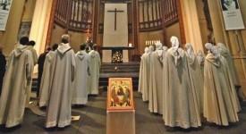Fraternités monastiques de Jérusalem: 10 ans de présence à Bruxelles