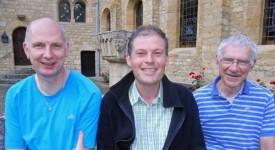 Trois nouveaux diacres dans le diocèse de Namur