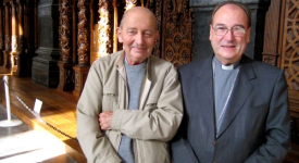 Namur : L'église Saint-Loup a retrouvé ses confessionnaux