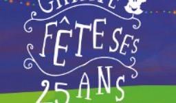Les 25 ans de Gratte