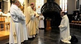 Diaconat : une année féconde pour le diocèse de Tournai