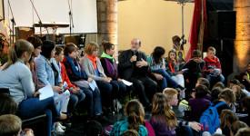 Tournai : 160 jeunes du diocèse rassemblés autour du thème de la parole