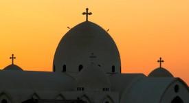 Egypte : Une immense église en construction