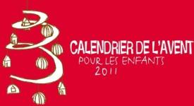 Le calendrier de l'Avent 2011 est arrivé