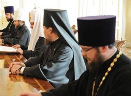 Les orthodoxes russes au secours des Grecs