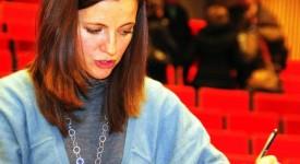 Anne-Dauphine Julliand de retour en Belgique