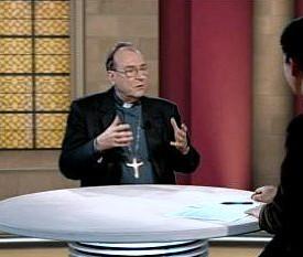 Mgr Remy Vancottem dans la Vie des dioceses sur KTO