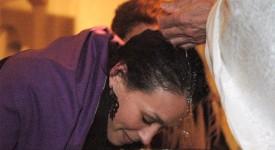 Ils sont baptisés à Pâques