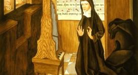 Un w-e spécial Hildegard von Bingen à l'abbaye de Maredret