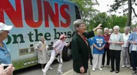 Les « Nonnes en bus » traversent les Etats-Unis