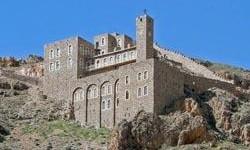 Syrie : Attaque du monastère de Mar Moussa